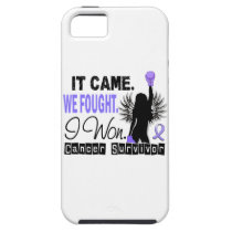 Survivor 22 Stomach Cancer iPhone SE/5/5s Case