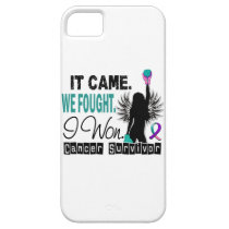 Survivor 22 Thyroid Cancer iPhone SE/5/5s Case
