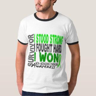 Survivor 4 Lymphoma Non-Hodgkin's Shirt