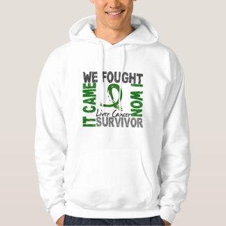 Survivor 5 Liver Cancer Pullover