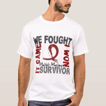 Survivor 5 Multiple Myeloma T-Shirt