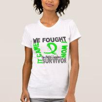 Survivor 5 Non-Hodgkin's Lymphoma T-Shirt