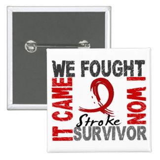 Survivor 5 Stroke Button