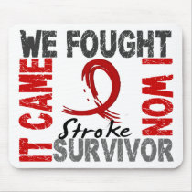 Survivor 5 Stroke Mouse Pad