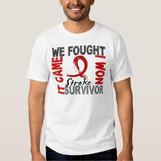 Survivor 5 Stroke T-Shirt