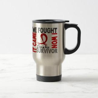 Survivor 5 Stroke Travel Mug
