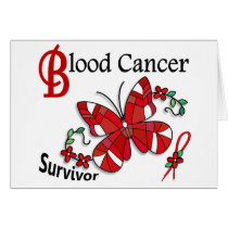 Survivor 6 Blood Cancer Card