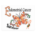 Survivor 6 Endometrial Cancer Post Cards