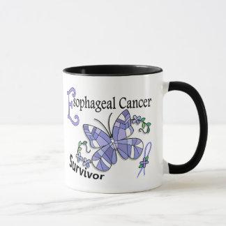 Survivor 6 Esophageal Cancer Mug