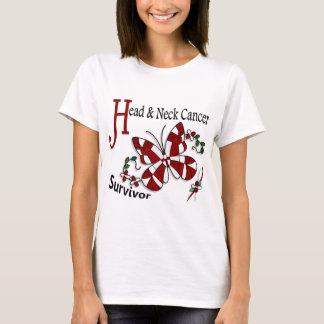 Survivor 6 Head Neck Cancer T-Shirt