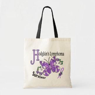 Survivor 6 Hodgkin's Lymphoma Tote Bag