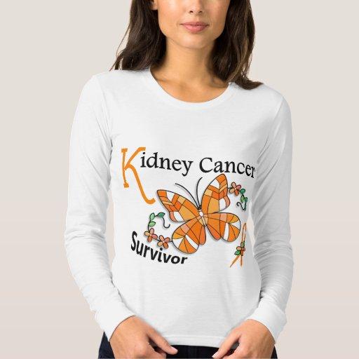 Survivor 6 Kidney Cancer Shirts