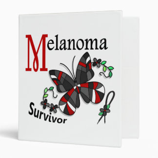 Survivor 6 Melanoma Binder