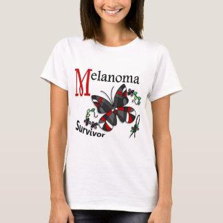 Survivor 6 Melanoma T-Shirt
