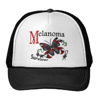 Survivor 6 Melanoma Trucker Hat