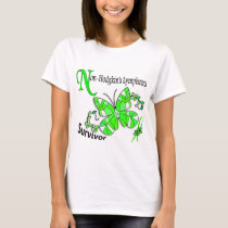 Survivor 6 Non-Hodgkins Lymphoma T-Shirt