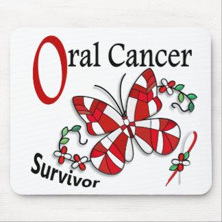 Survivor 6 Oral Cancer Mouse Pads