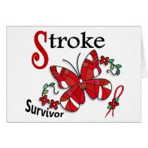 Survivor 6 Stroke Card