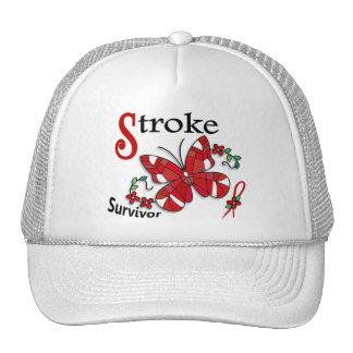 Survivor 6 Stroke Hats