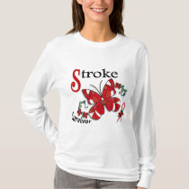 Survivor 6 Stroke T-Shirt