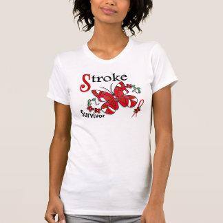 Survivor 6 Stroke T Shirt