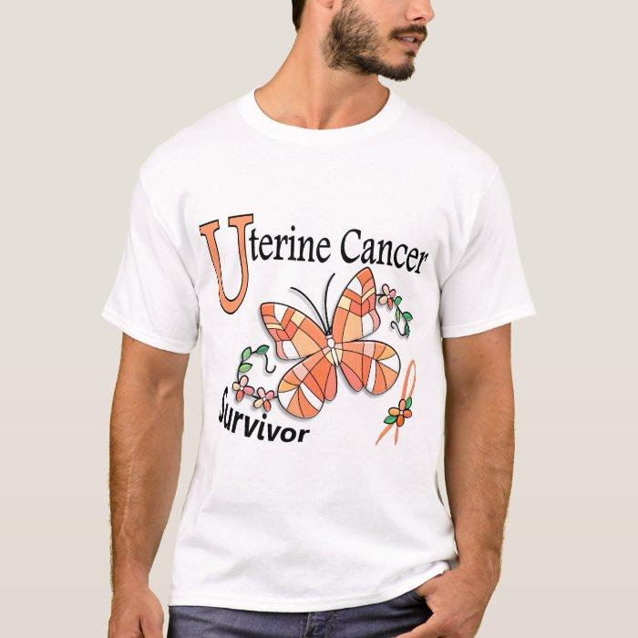 Survivor 6 Uterine Cancer T-Shirt