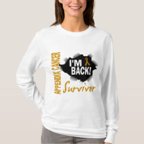 Survivor 7 Appendix Cancer T-Shirt