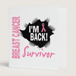 Survivor 7 Breast Cancer Binder