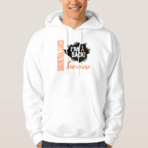 Survivor 7 Endometrial Cancer Hoodie