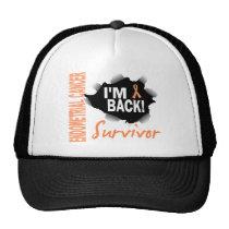 Survivor 7 Endometrial Cancer Trucker Hat