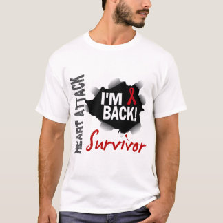 Survivor 7 Heart Attack T-Shirt