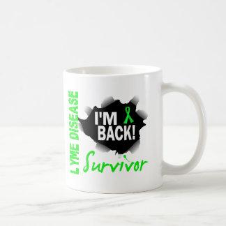 Survivor 7 Lyme Disease Mug