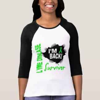 Survivor 7 Lyme Disease T-Shirt