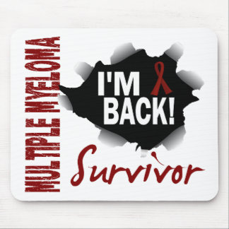 Survivor 7 Multiple Myeloma Mouse Pad
