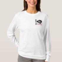 Survivor 7 Oral Cancer T-Shirt