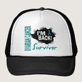Survivor 7 Ovarian Cancer Trucker Hat