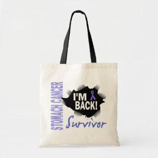 Survivor 7 Stomach Cancer Tote Bag