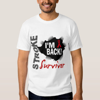 Survivor 7 Stroke T Shirt