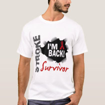 Survivor 7 Stroke T-Shirt