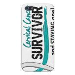 Survivor 8 Cervical Cancer Case For iPhone 5