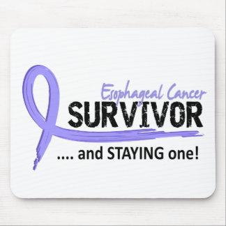 Survivor 8 Esophageal Cancer Mousepads