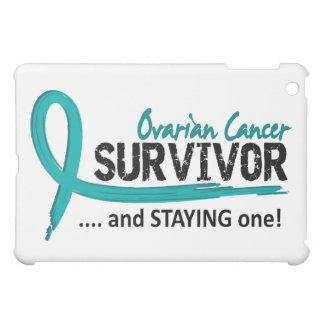 Survivor 8 Ovarian Cancer iPad Mini Cover