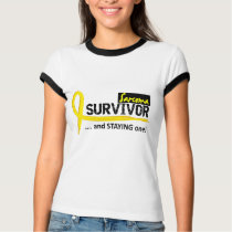 Survivor 8 Sarcoma T-Shirt