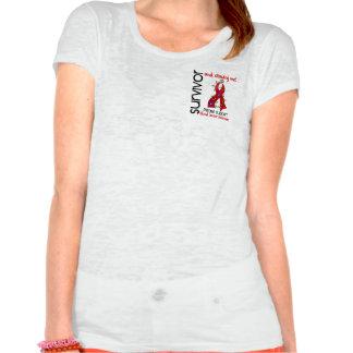 Survivor 9 Blood Cancer T Shirts