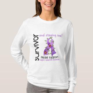 Survivor 9 Hodgkin's Lymphoma T-Shirt