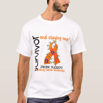 Survivor 9 Kidney Cancer T-Shirt
