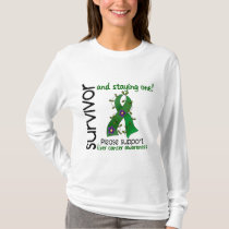 Survivor 9 Liver Cancer T-Shirt
