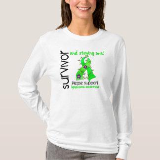 Survivor 9 Lymphoma T-Shirt
