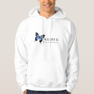 Survivor-Anorexia and Bulimia Hoodie
