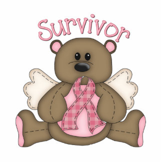 Survivor (bear) statuette
